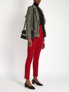 Lacy tweed jacket | Isabel Marant Étoile | MATCHESFASHION.COM