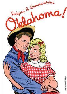 "Grosse Pointe Theatre presents ""Oklahoma!"""