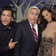 A very serious photo with JOHNNYSWIM! #TonightShow