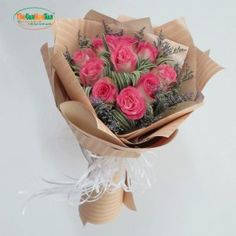 Bó hoa hồng Valentines Flowers, Rose Design, Flower Arrangements, Bouquets, Pictures, Gifts, Wedding, Boyfriends, Gift Wrapping