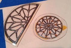 Stained Glass Mini Windows « Every Little Thing
