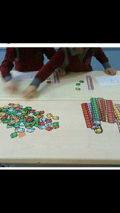 Onluk-birlik... Aybeniz Topal Alphabet, Numbers, Playing Cards, Activities, Education, Math, Games, School, Crafts