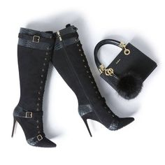 New boots and fall accessories at bebe