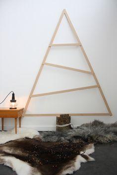 6 Alternativen zum klassischen Weihnachtsbaum – www.craftifair.com