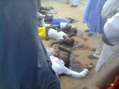 Free Zone Media Center News: Boko Haram Muslim Terrorists Massacre At Least 200...