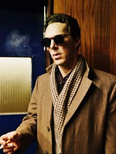 """Benedict Cumberbatch as Patrick Melrose (x) """