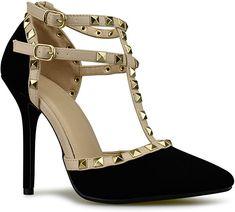 fereshte Womens Pointy Toe Mules Shoes Stiletto Kitten Heel Slide Sandals Pat Nude Pink EU39
