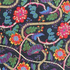 In an exhibition opening at London's Fashion and Textile Museum, Josef Frank's bodacious midcentury prints are blooming here, there, and everywhere Peggy Guggenheim, Josef Frank, Textile Patterns, Textile Design, Print Patterns, Textile Art, Grace Jones, Pattern Design, Print Design