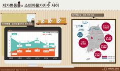 [인포그래픽] '지가변동률' 상위도시는 세종시…하위도시는? #price / #Infographic ⓒ 비주얼다이브 무단 복사·전재·재배포 금지