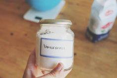Maak eens zelf je vanillesuiker!