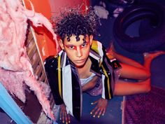 Dilone By Mario Sorrenti For i-D Magazine Pre-Spring 2016 Stay Punk (1) • WMN ISSUE