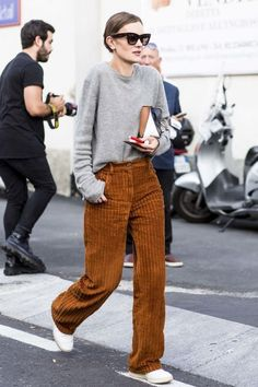 a506a4dcbc The best street style looks from the spring summer  18 shows - Vogue  Australia