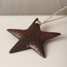 Hammered Copper Star Decorating Christmas Pinterest - Diy copper stars for christmas decor