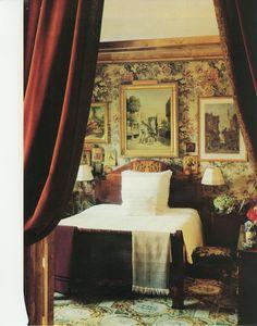 Le migliori 49 immagini su oscar de la renta apartment for Interni case bellissime