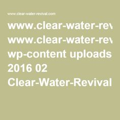 www.clear-water-revival.com wp-content uploads 2016 02 Clear-Water-Revival-Brochure-2015.pdf