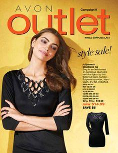 Avon Campaign 9 Outlet. Now Online! www.youravon.com/dsheckler #avon #outlet #save   Deanna Sells Avon