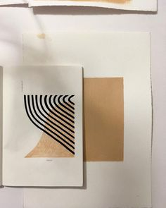 new prints from block shop! Minimal Art, Modern Art, Contemporary Art, Design Creation, Art Watercolor, Grafik Design, Art Design, Zine, Diy Art
