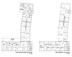 Kent Müzesi Kat Planları