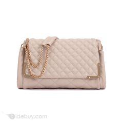 New arrival female grid chain hand bag : Tidebuy.com