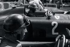 Fangio y el siguiente piloto parece ser Froilán Gonzales