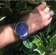 Born to be wild   #alexbenlo #lapislazuli #watch #watchlover #watchoftheday #baselworld2017 #stone #stonelover #nature #naturelovers #yoga #healthy #healthylifestyle #fashion #blue #jungle #nature #naturelovers #positivevibes #positivemind #l4l #switzerland #swissmade