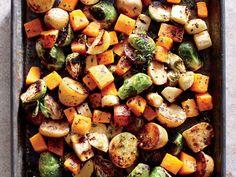 Sheet Pan Roasted Vegetables Recipe - Cooking Light