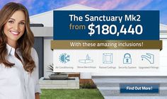The Sanctuary Mk2 With Amazing Inclusions for just $180,440 : House and Land Packages Perth, WA. New Home Builders Perth.