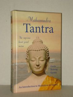"Eastern Religions; ""Mahamudra Tantra"", The Supreme Heart Jewel Nectar; Buddhist Tantric Meditation, Buddhism Books new and used"
