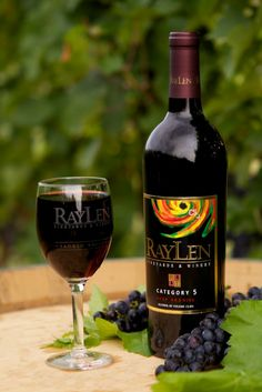 RayLen Vineyards & Winery in Mocksville recently had one of their wines featured on TODAY show.