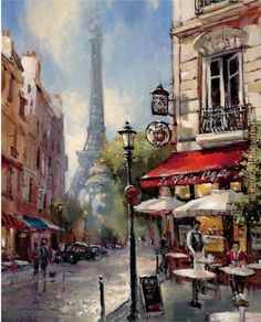 Brent Heighton ~ La Tour
