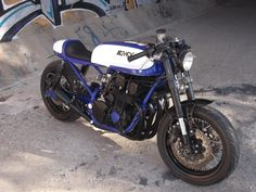 Cafe Racer CB750 Honda