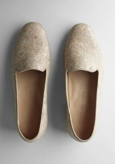 cork loafers
