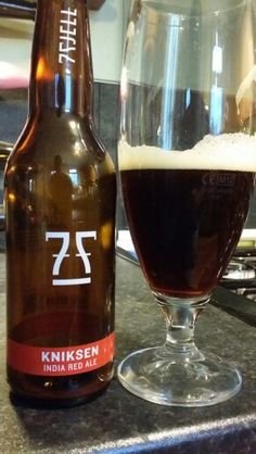 7 Fjell Bryggeri Kniksen India Red Ale #craftbeer #realale #ale #beer #beerporn…