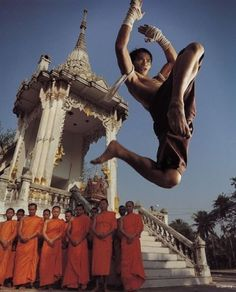♂ World Martial Arts -  Muay Thai by teri-71