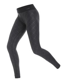 Look at this Black Biometric Tights on #zulily today!