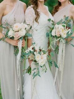 Tuscan-inspired elegance: http://www.stylemepretty.com/florida-weddings/crestview/2015/10/01/elegant-tuscan-inspired-backyard-wedding-in-florida/ | Photography: Jana Williams - http://jana-williams.com/
