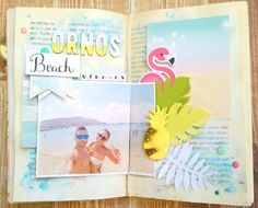 Diario de Loneta: Project book agosto
