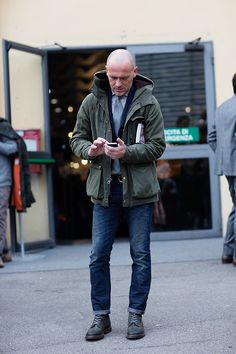 Why Can't Wearing Jeans Always Look This Chic?, Florence