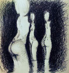 Roneld Lores sketchbook