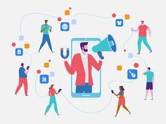 Krowd Digital Marketing Strategist, Digital Media Marketing, Influencer Marketing, Viral Marketing, Inbound Marketing, Marketing And Advertising, Web Analytics Tools, Interactive Marketing, Advertising Strategies