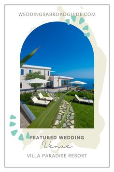 Located in one of the oldest communities on the Amalfi Coast, Villa Paradise Resort is a brand-new, beautifully decorated b&b family run hotel. Perched high on a cliff top at 630 meters above sea level, the view from the Resort is simply breathtaking. It makes the perfect wedding venue for smaller and intimate weddings and for those seeking an authentic Italian vibe.