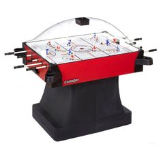 Carrom Signature Stick Hockey Blue