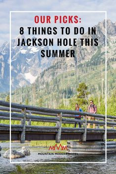 Things To Do In Jackson Hole Wyoming During Summer - A Pictures Of Hole 2018 Wyoming Vacation, Yellowstone Vacation, Jackson Hole Wyoming, Grand Teton National Park, National Parks, Summer Months, Summer Travel, Vacation Spots, Vacation Ideas