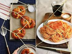 Food Photography Composition Diagram * detailed food styling and photography tips