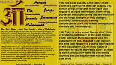 168) Puberty is the actual 'Rambo time' (time of brutality), particularly of the male human being, although the female sex is also not excluded from this, and what is not learnt in this time with regard to a positive development of the individuality, i.e. the inner nature is generally not learnt afterwards either, as there is also a continuation in the life concerning anything bad and negative that has not been cast aside.