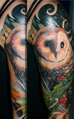 awesome tattoos by Guil Zekri