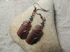 A personal favorite from my Etsy shop https://www.etsy.com/listing/200710176/handmade-surf-tumbled-natural-amber-sea