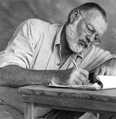 "Ernest Miller Hemingway (July 21, 1899 – July 2, 1961) was an American writer and journalist. He was part of the 1920s expatriate community in Paris, and one of the veterans of World War I later known as ""the Lost Generation."" He received the Pulitzer Prize in 1953 for The Old Man and the Sea, and the Nobel Prize in Literature in 1954."