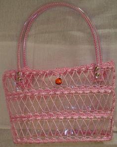 bolsos con  botellas lindos modelos