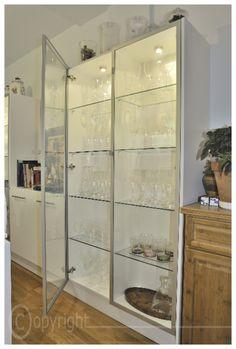 Kitchen Units, Kitchen Cabinet Design, Corner Media Cabinet, Crockery Cabinet, Kitchen Containers, Stainless Steel Cabinets, Kitchen Dinning Room, Lounge Decor, Beautiful Kitchens